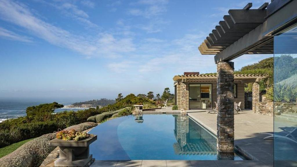 Houston Astros Owner Lists Pebble Beach Mansion For 37 9