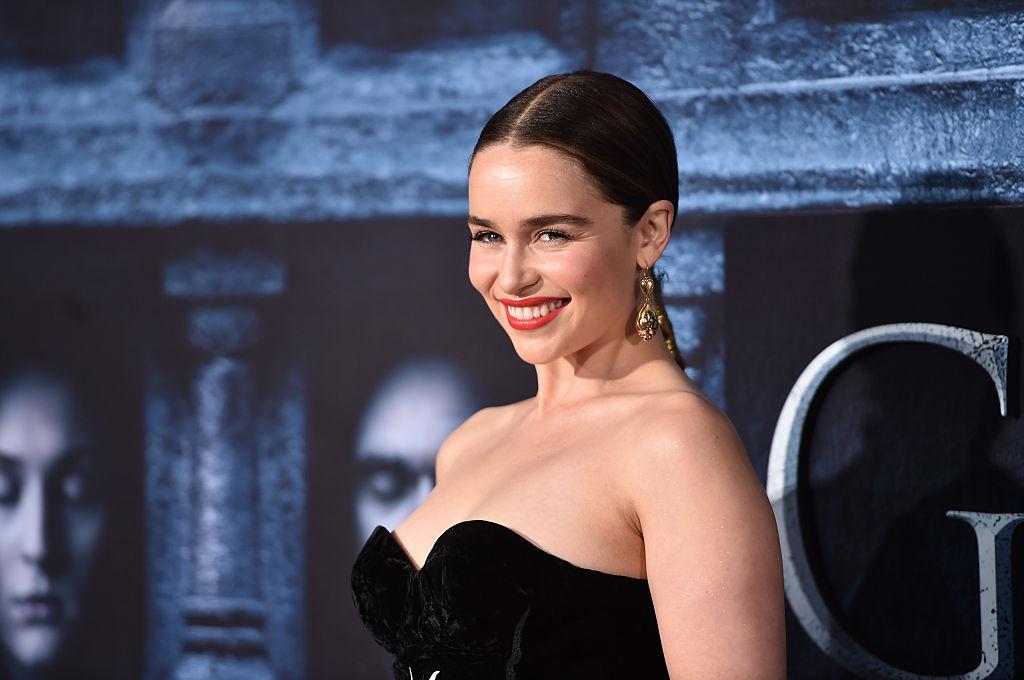 Emilia Clarke zimbio