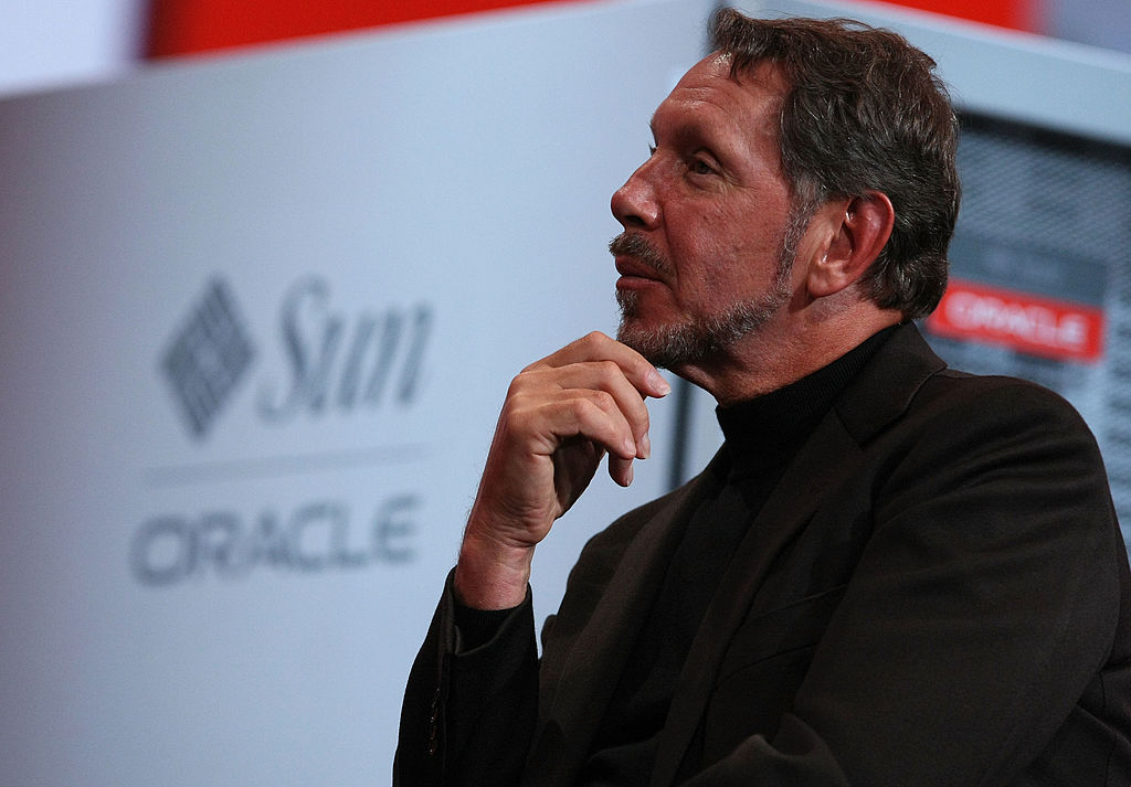 Billionaire Larry Ellison Spends Nearly $50M On Tenth