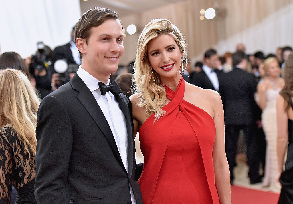 Reports Show How Trump's Son-In-Law Jared Kushner Is ...