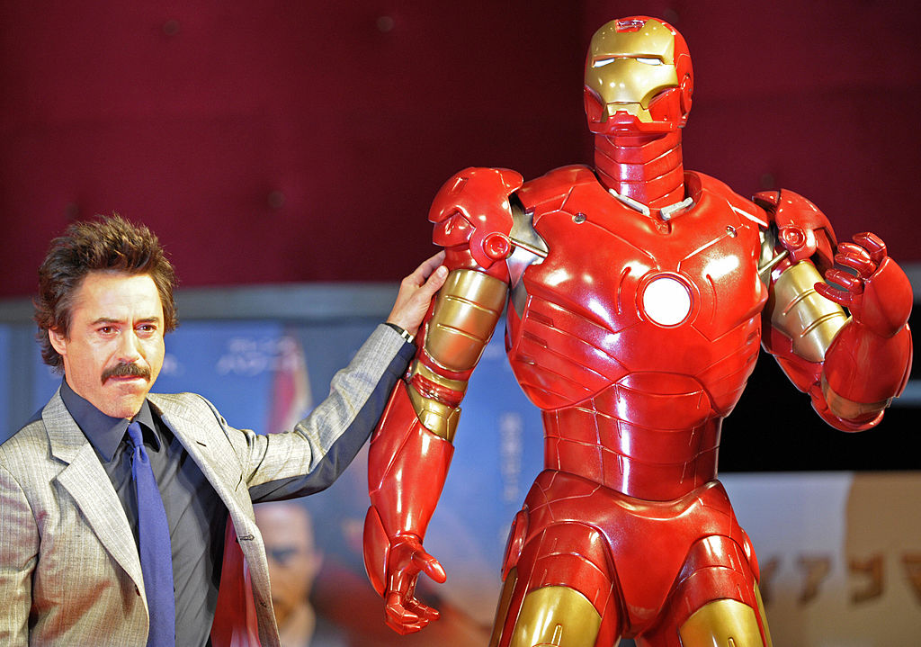 Robert Downey Jr. Reveals When He'll Stop Playing IRON MAN