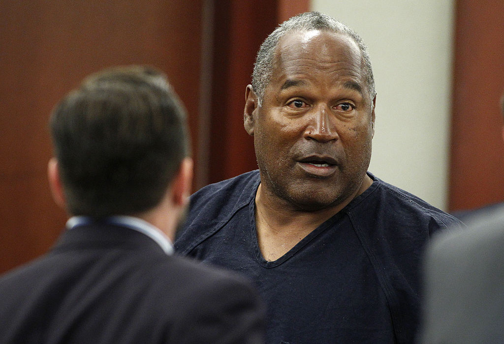 Nevada Board of Parole Grants OJ Simpson His Freedom