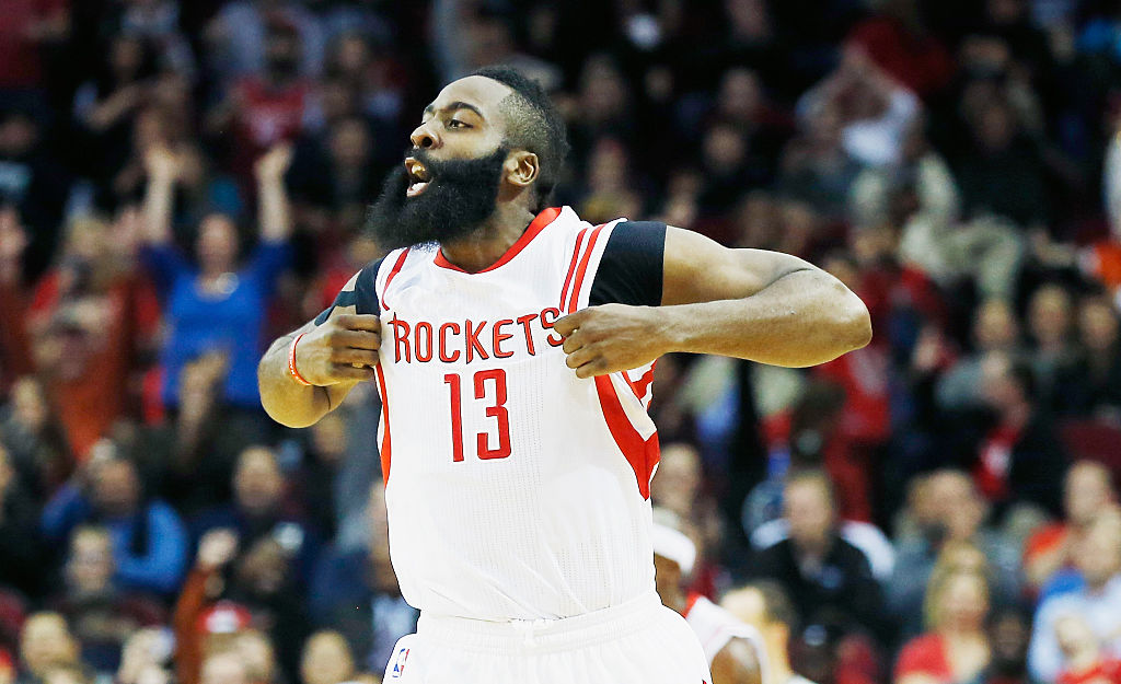 James Harden, Rockets agree to reported record extension