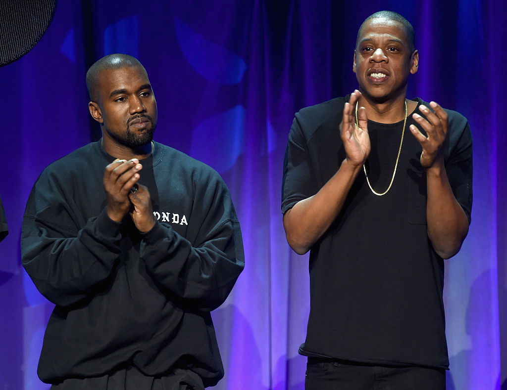 Jay-Z And Kanye West Are Reportedly At Each Other's Throats Over Tidal And A $20 Million
