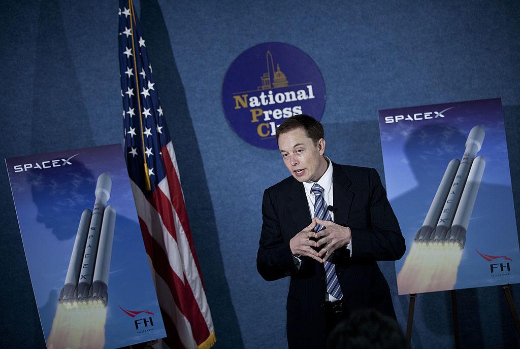 Three Billionaires, Three Space Exploration Companies ...