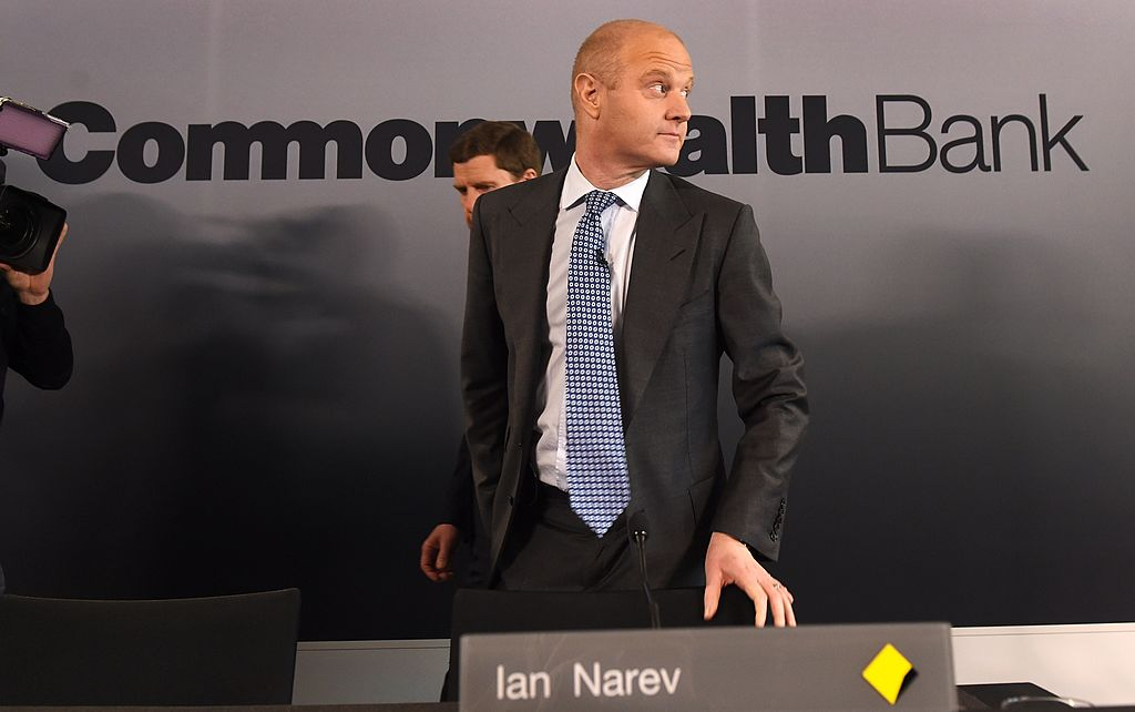 Commonwealth Bank CEO Ian Narev to retire by July 2018
