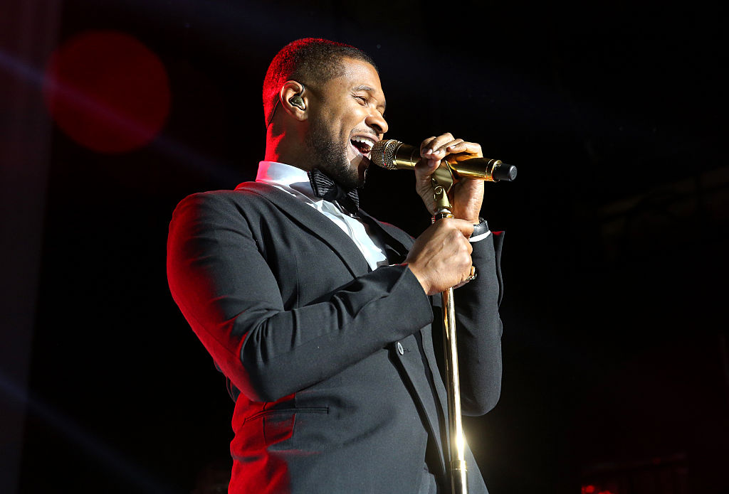 Usher Hooked Up with Accuser at Days Inn Hotel Staffer Claims