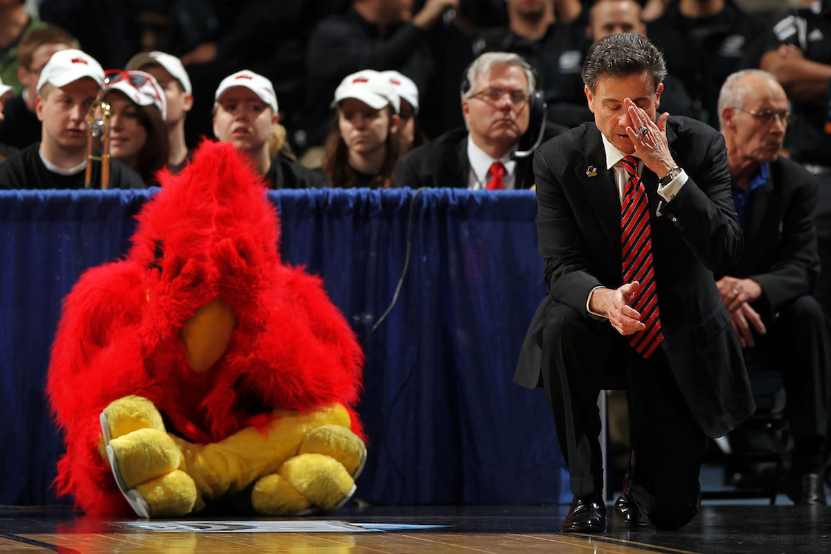Rick Pitino Files Lawsuit Against Adidas