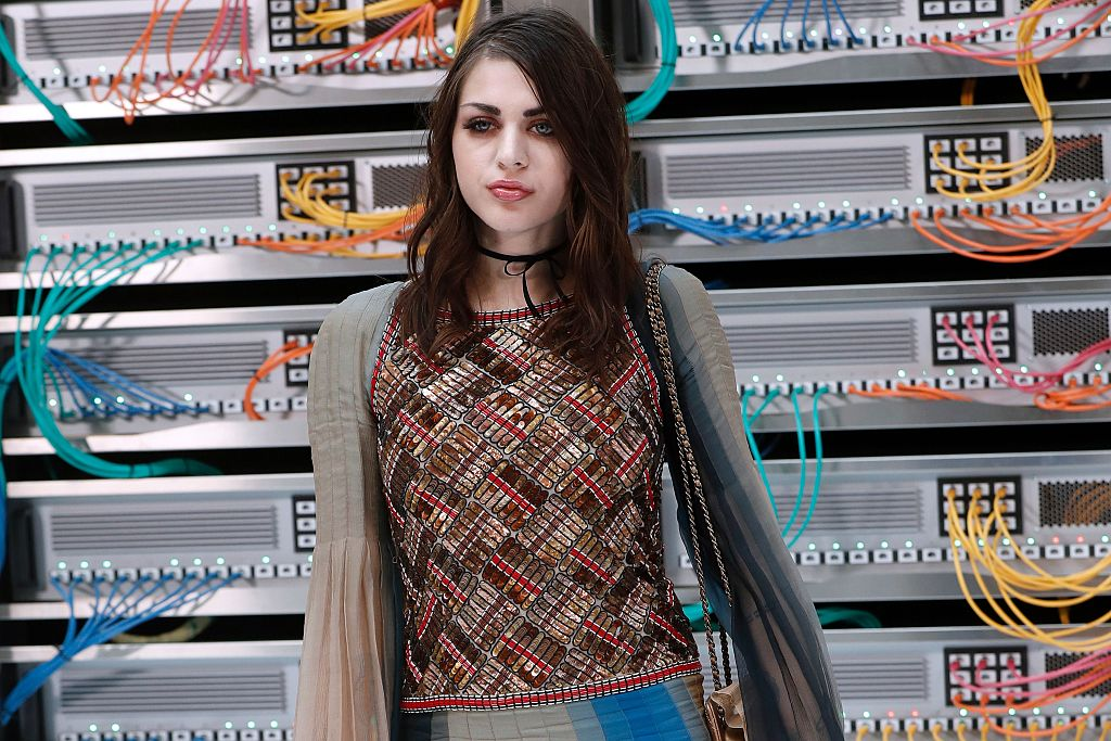 How much does frances bean cobain make per month off kurt cobains francois guillotafpgetty images freerunsca Images