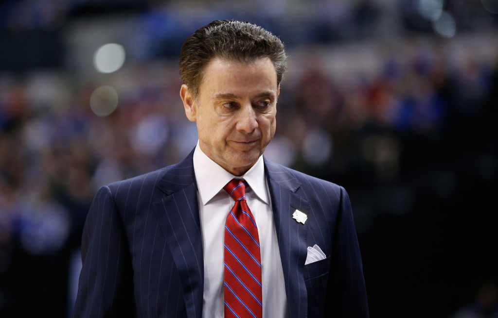 Former Louisville basketball coach Rick Pitino: 'I've already been vindicated'