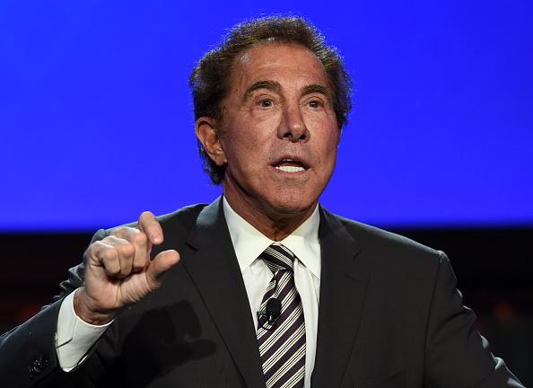 Steve Wynn steps down as CEO of casino company