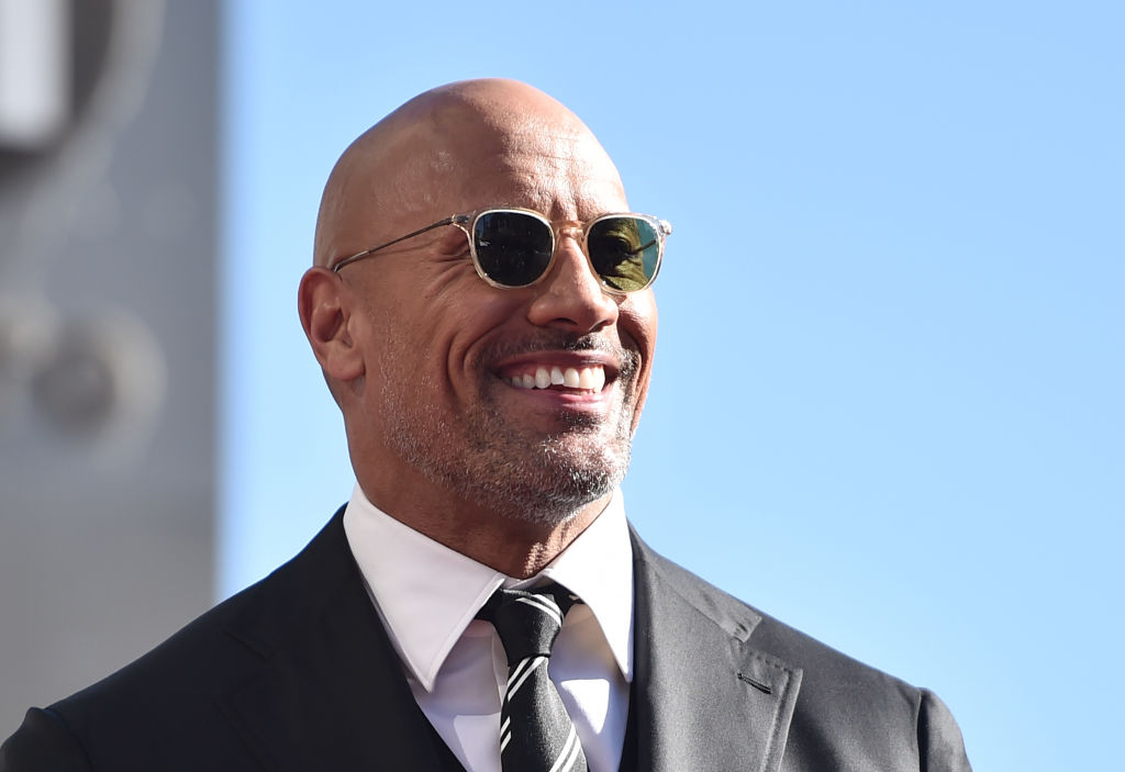 dwayne johnson to join the 20m a picture club for first time