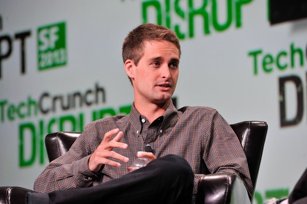 Evan Spiegel Takes Home $638m as Snap's Shares Droop