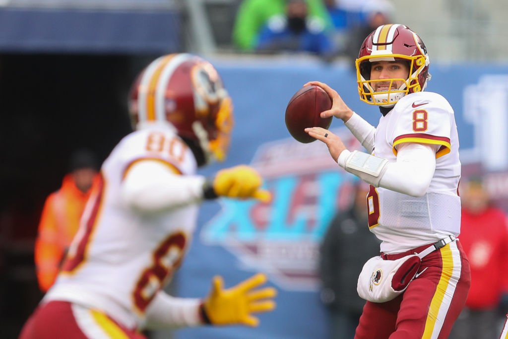 Vikings have signed Cousins to record contract