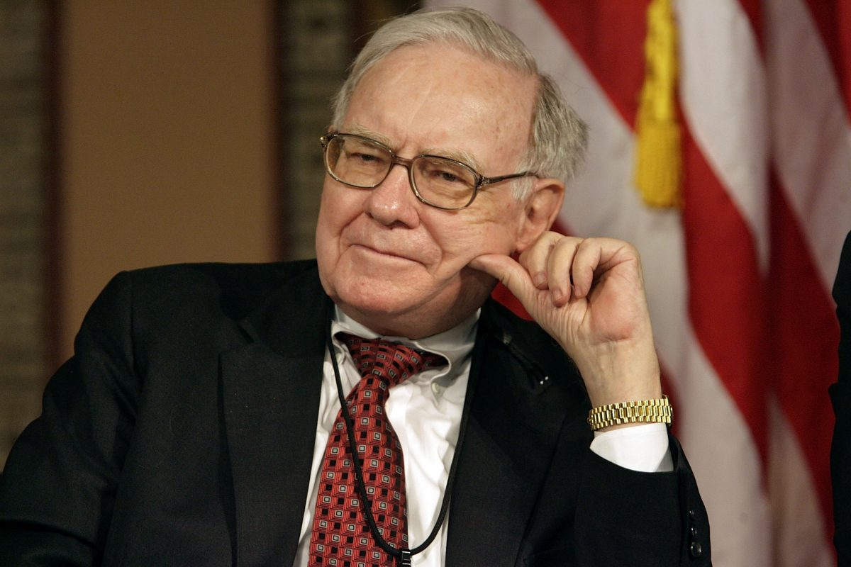 The price of a private lunch with Warren Buffett: $3.3 million