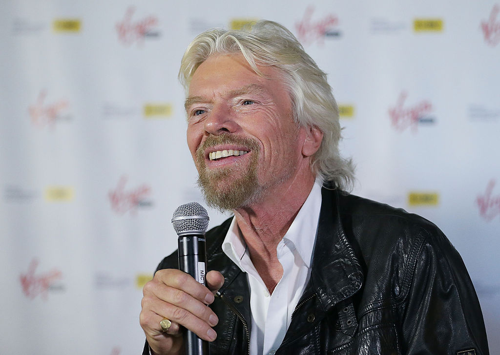 Richard Branson Says It's Time For Universal Basic Income ...