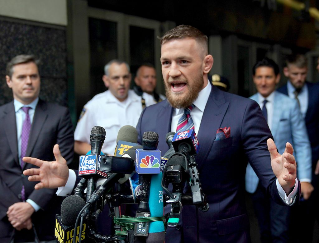 Dana White Addresses Conor McGregor's UFC Ownership Demands