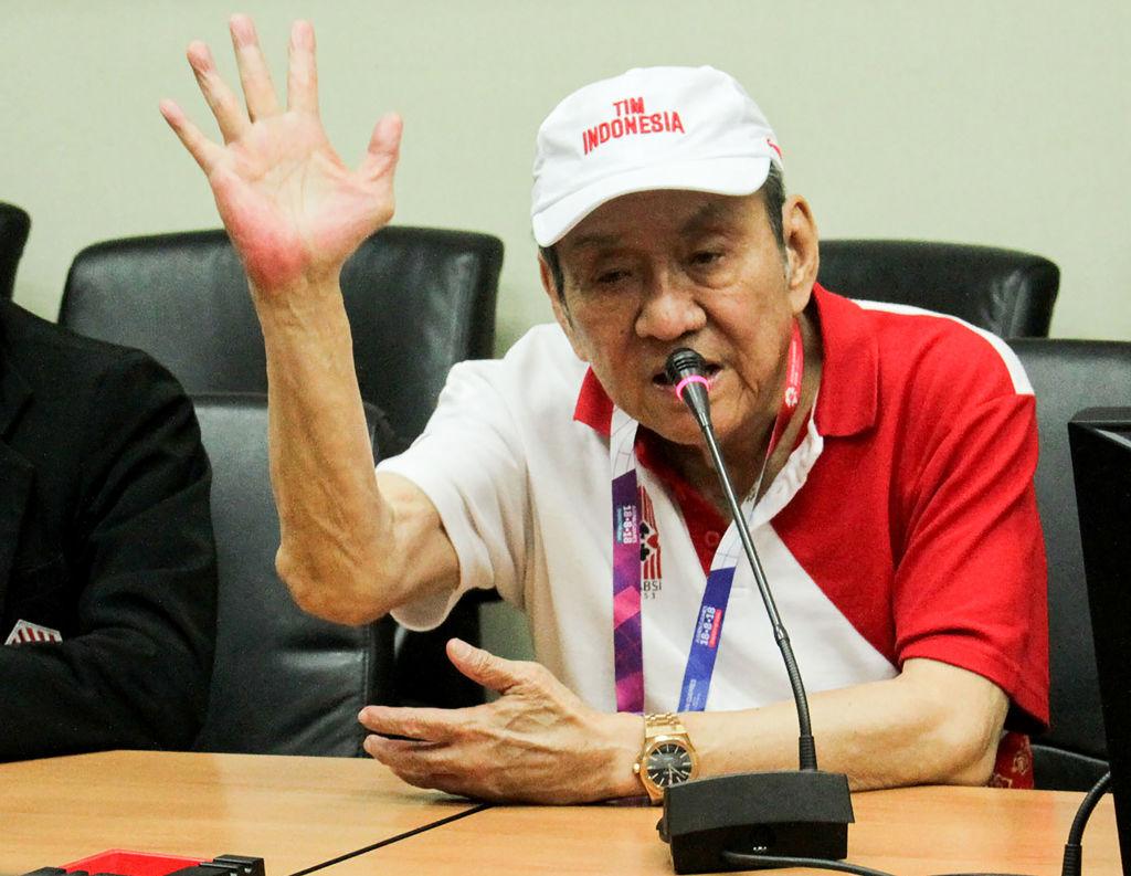 Billionaire Michael Bambang Hartono Wins Asian Games Medal ...