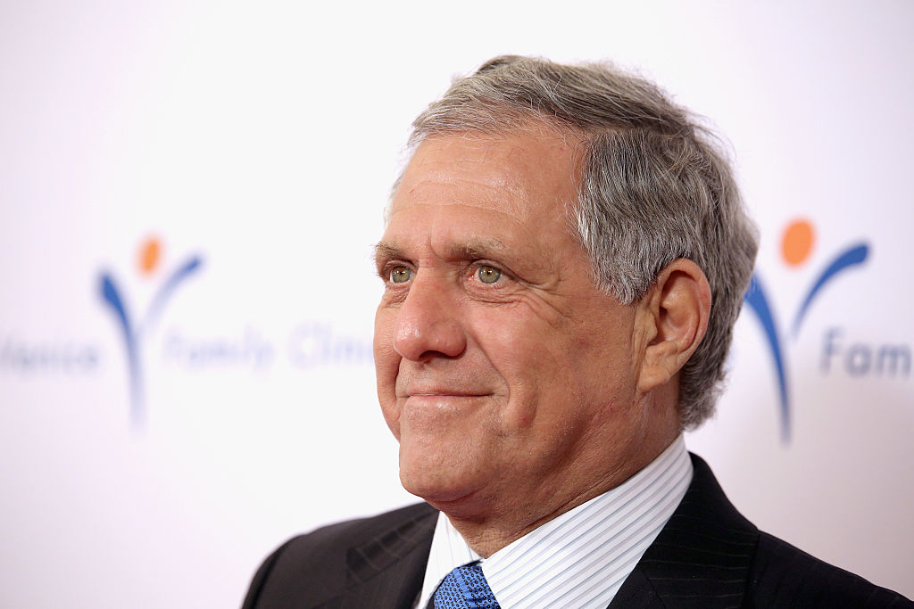 Les Moonves Resigns From CBS, Star Trek Merger Up in Air