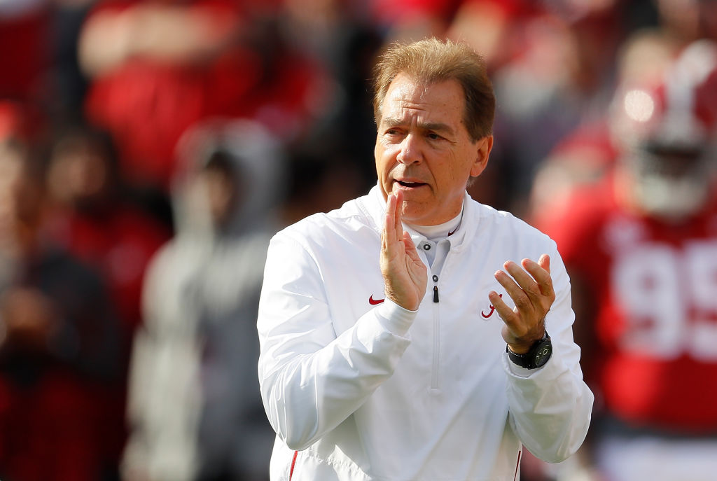 Nick Saban got choked up in postgame reflection on Jalen Hurts