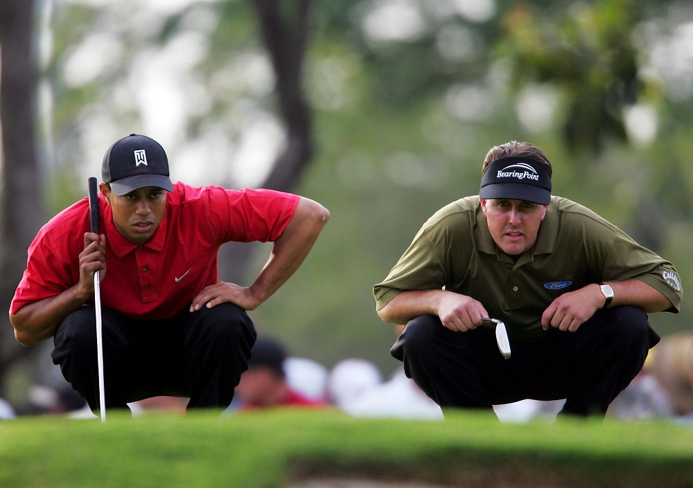 tiger woods net worth vs phil mickelson net worth  how do