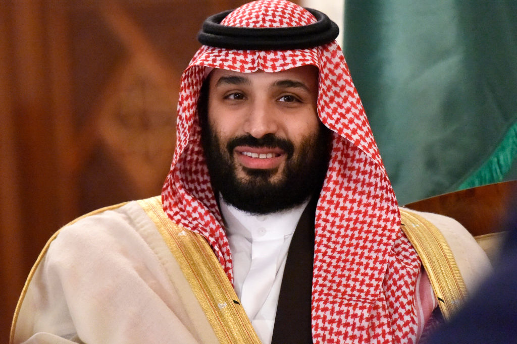 Saudi Arabia crown prince to visit India next week