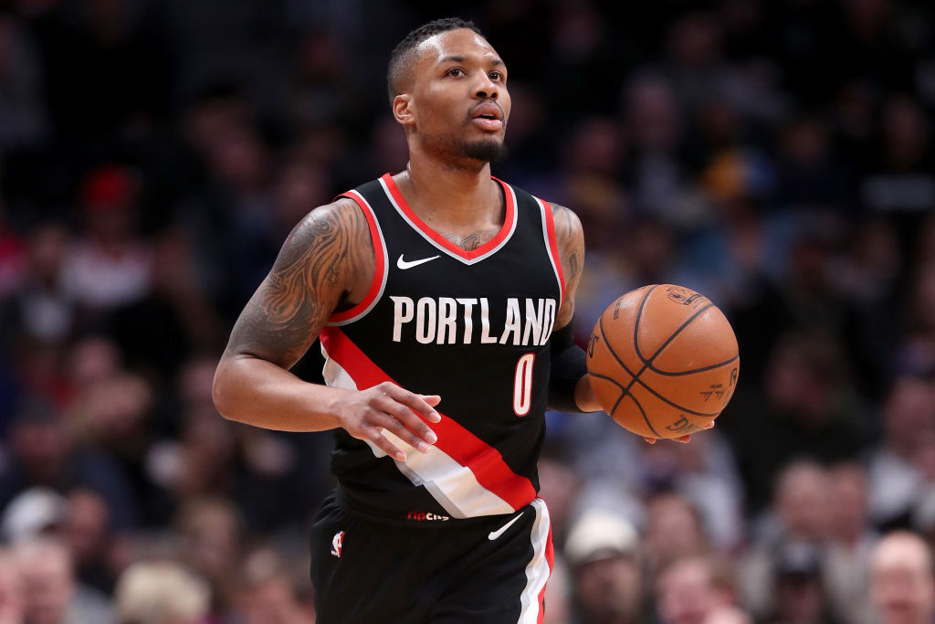 Trail Blazers, Lillard working toward $196M max extension