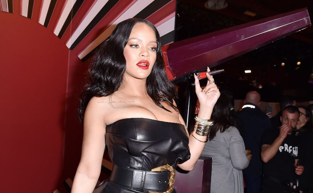 Rihanna is the world's richest female musician