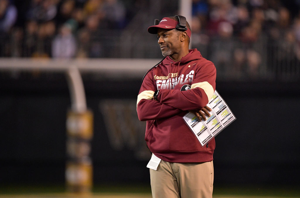 Deion a candidate for Florida State HC job