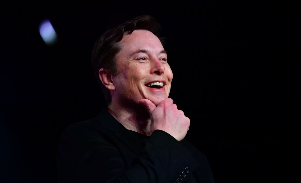 Elon Musk Makes Weed Joke As Tesla Shares Hit $420