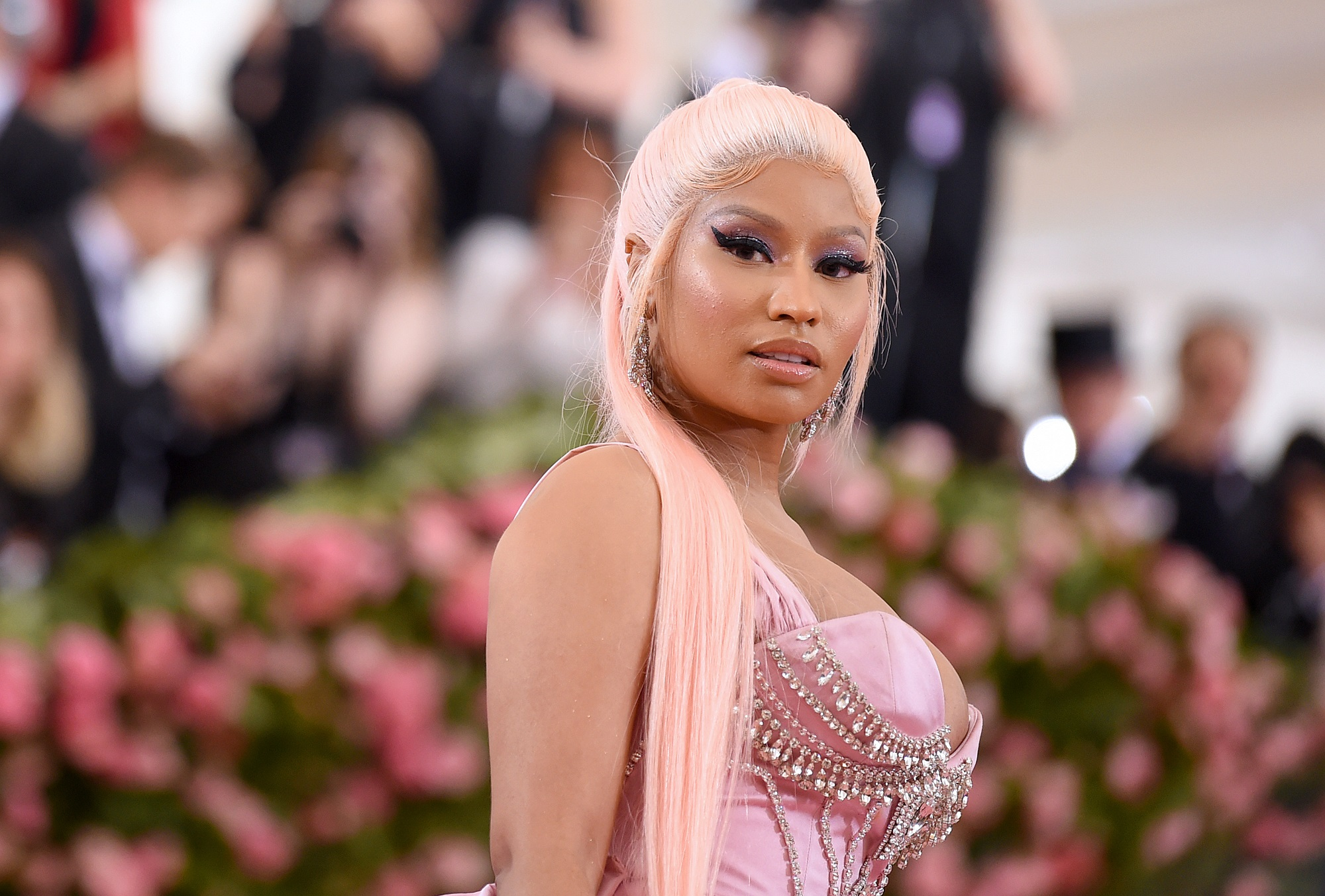 Richest Rappers - Nicki Minaj
