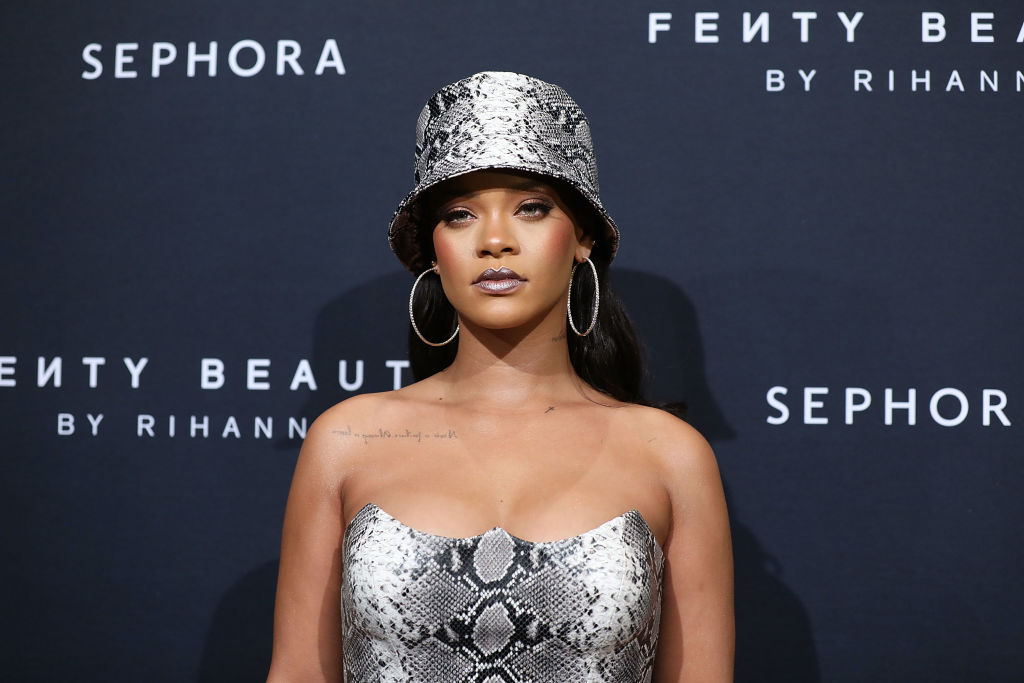 Rihanna Donates Equipment To New York State To Help Fight Coronavirus Pandemic