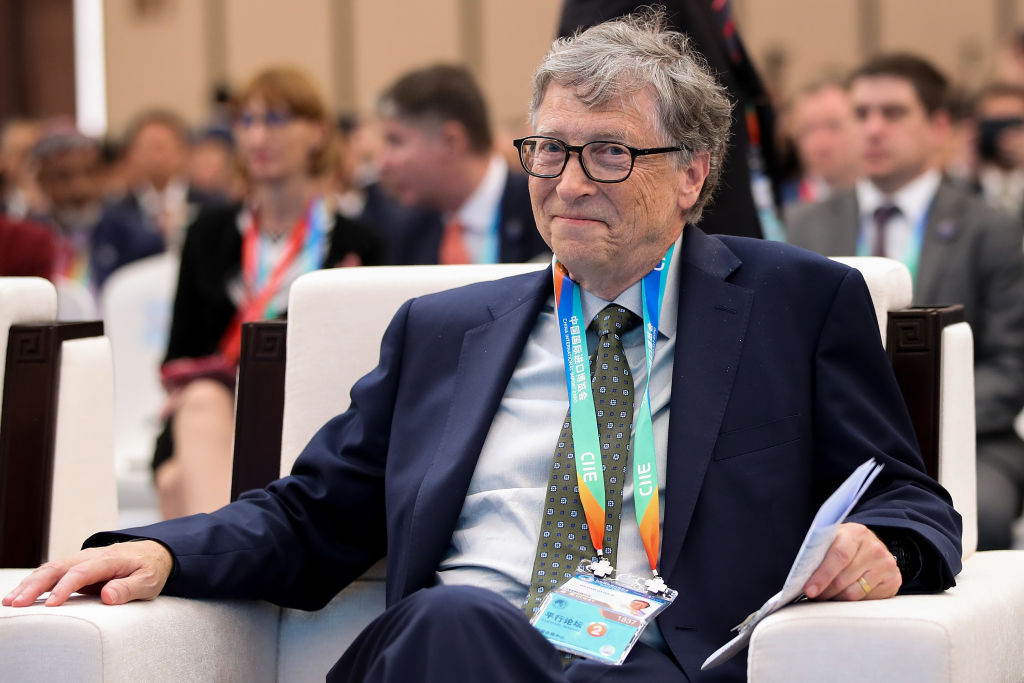 Bill Gates Encourages Everyone To Stay Calm During Pandemic