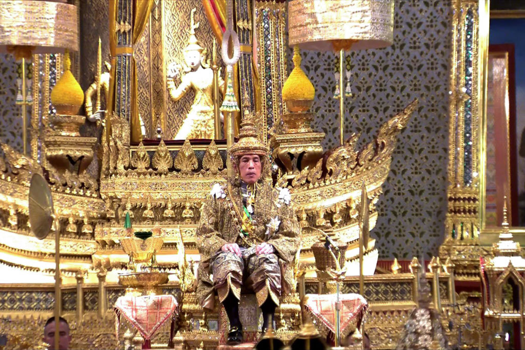 Richest People in the World - King of Thailand