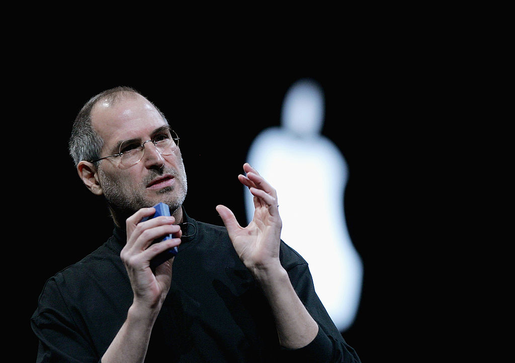 How Rich Would Steve Jobs Be Today As Apple Approaches A $2 Trillion Market Cap?