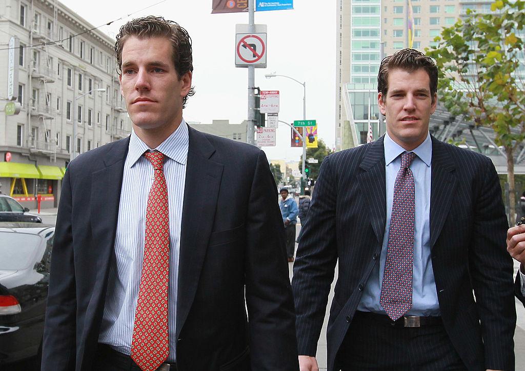 winklevoss twins bitcoin exchange
