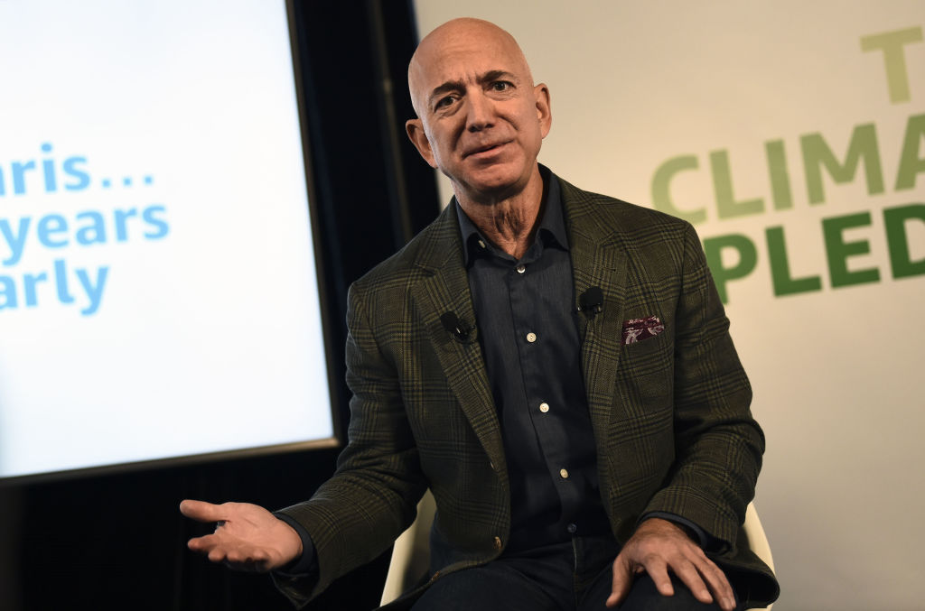 Jeff Bezos Tops The List Of The Most Philanthropic People Of 2020