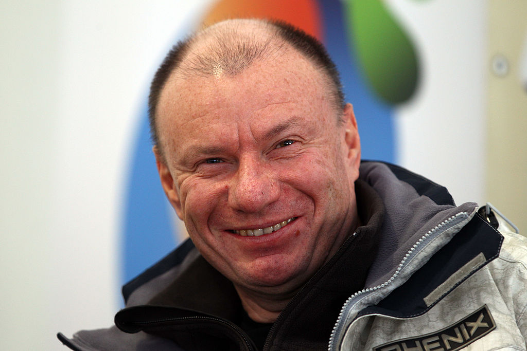 The Richest Person In Russia After Vladimir Putin