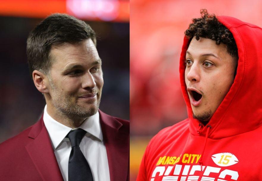 Tom Brady vs Patrick Mahomes